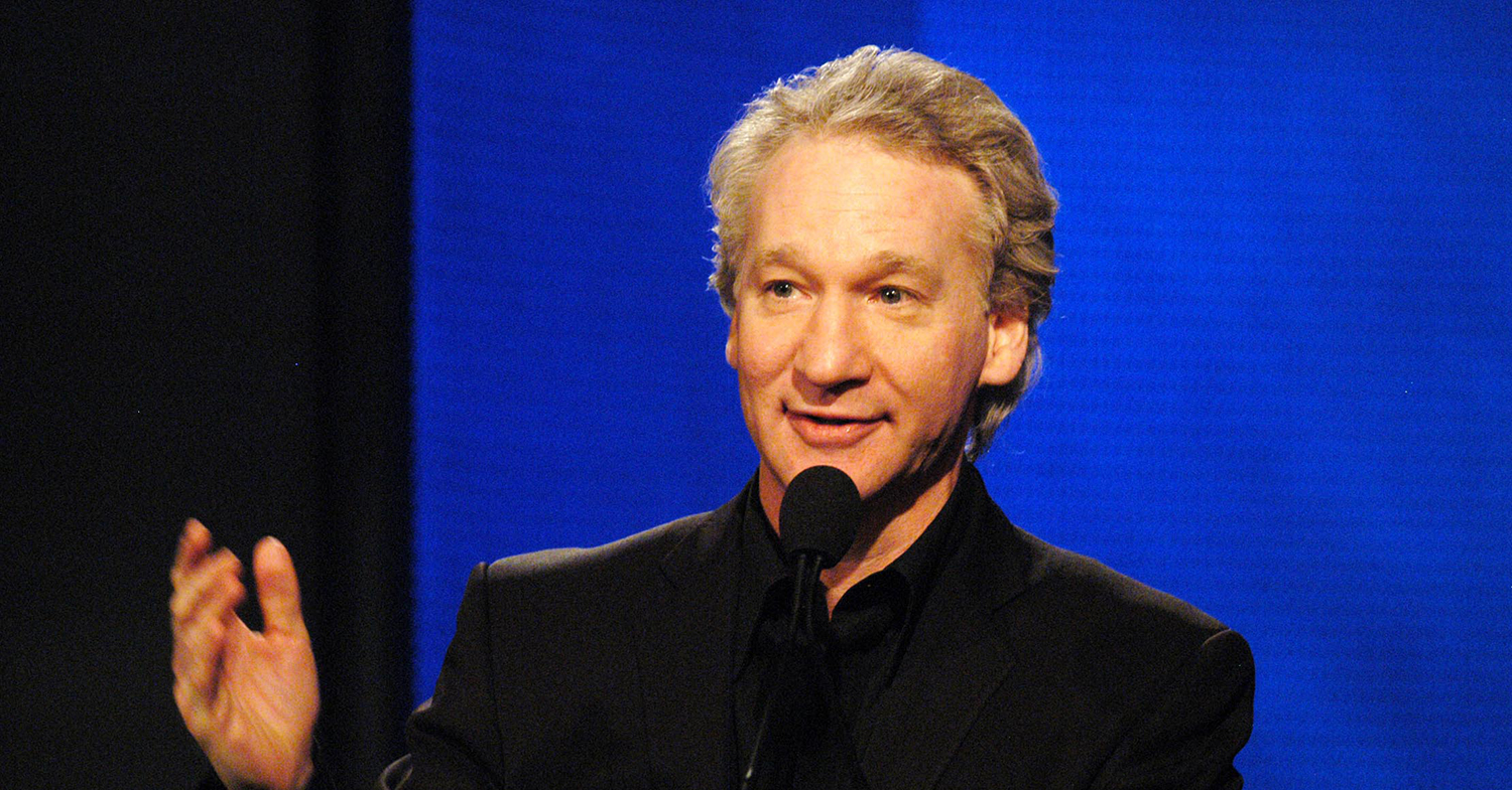Bill Maher: Factory Farms Are Just As Bad As Wet Markets