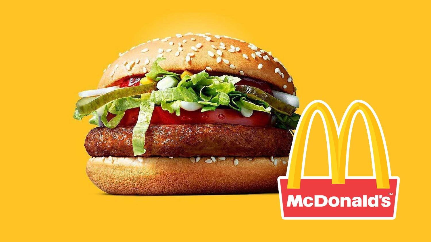 McDonald's CEO Says Vegan Options Are Coming to the U.S.