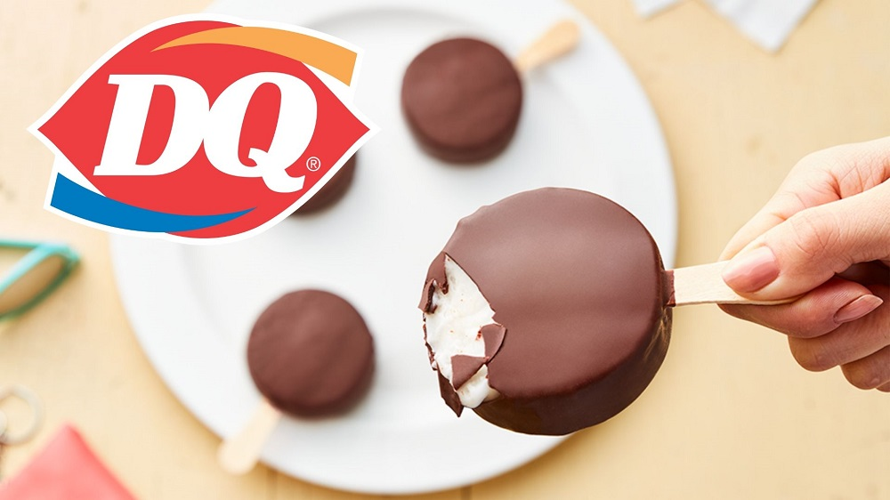 Dairy Queen Just Launched Vegan Ice Cream Nationwide