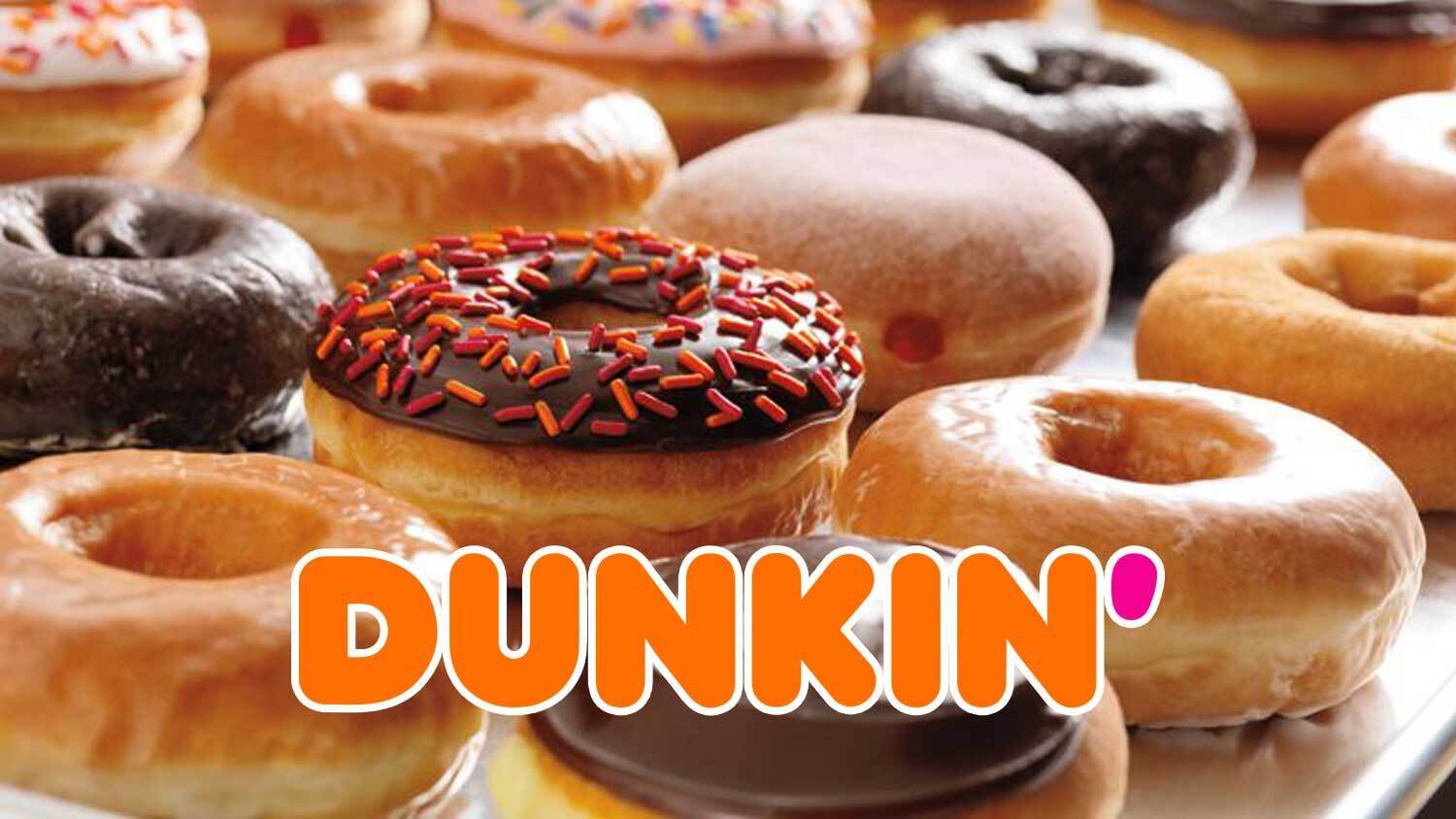 Dunkin' Confirms It's Working On a Vegan Donut