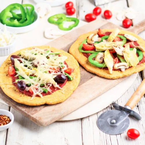Bake the Perfect Vegan Pizza With This Gluten-Free Sweet Potato Crust