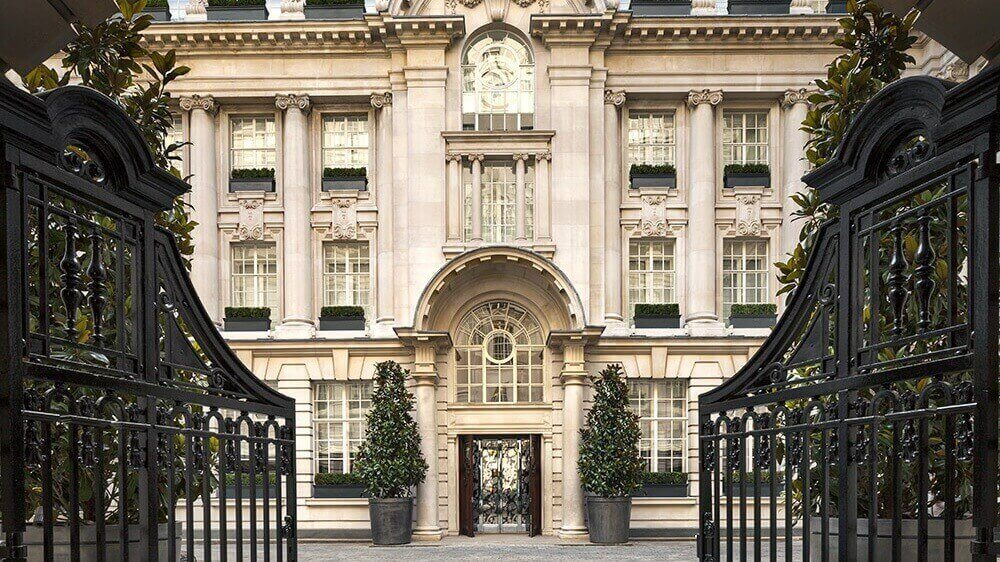 The Rosewood London Hotel Just Sent Its Caged Birds to a Sanctuary