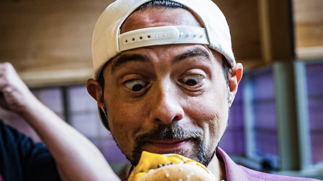 Kevin Smith: The Future of Fast Food Is Vegan