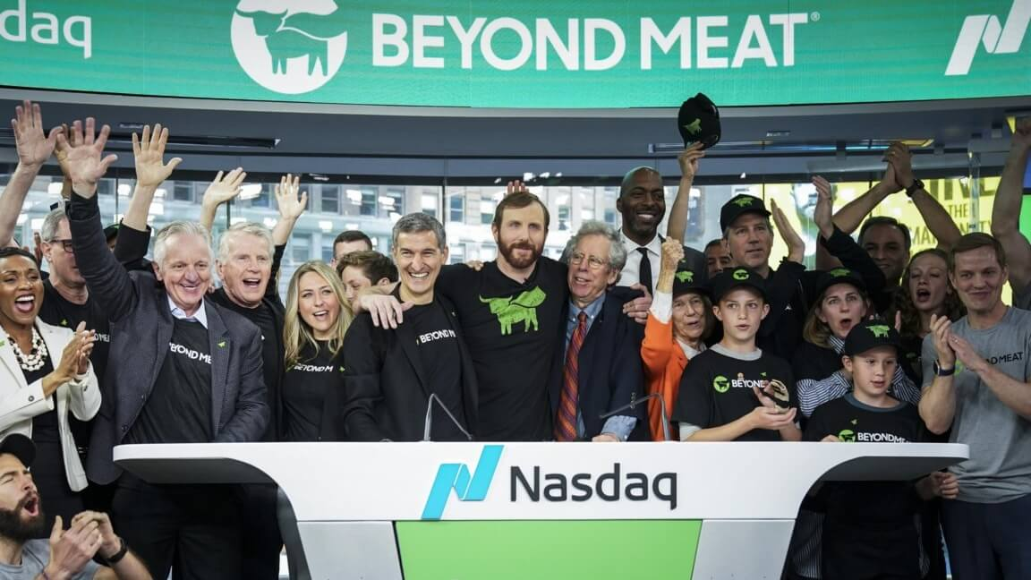 Buying Beyond Meat Stock: A Guide to the Hottest Vegan Meat Brand