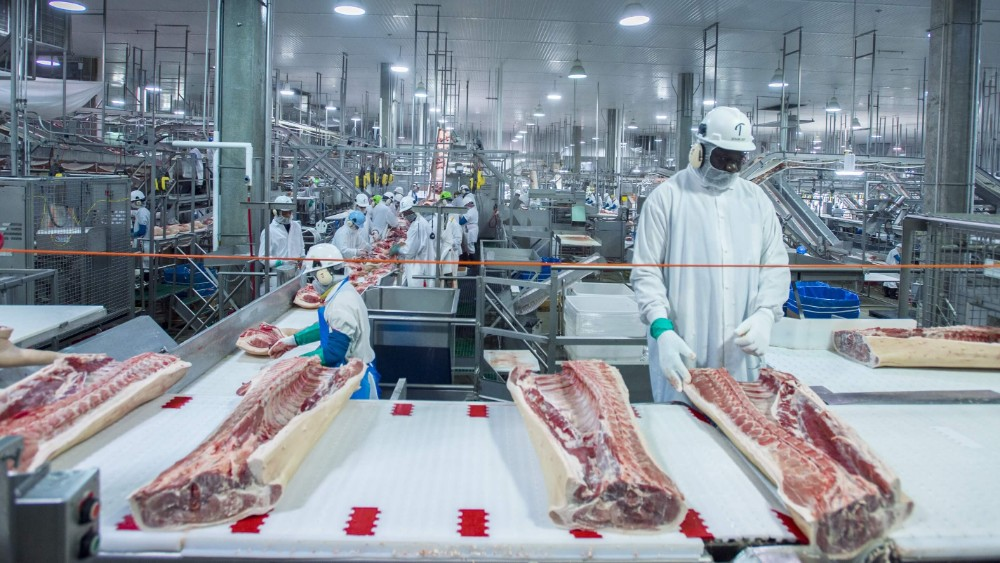 Meat Industry Labor Leader: 'Lives Are Worth More Than a Ham Sandwich'