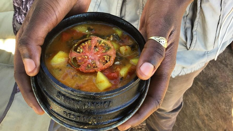 This Vegan Kitchen in the African Bush Feeds an All-Female Anti-Poaching Unit