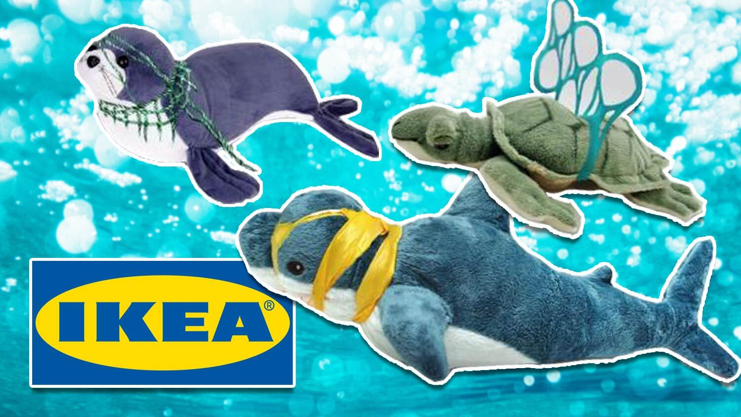 These Fake IKEA Toys Are Designed to Get You Off Plastic