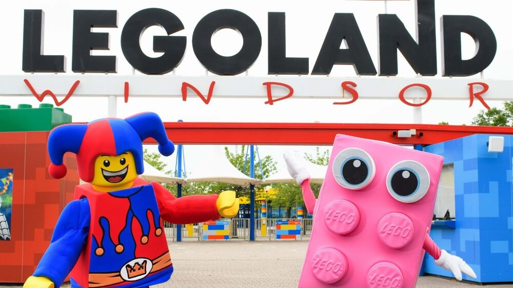Oumph!'s Plant-Based Meat Is Now on the LEGOLAND Windsor Resort Menu