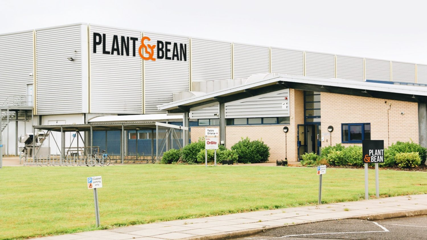 Europe's Largest Vegan Meat Factory Is Opening in the UK