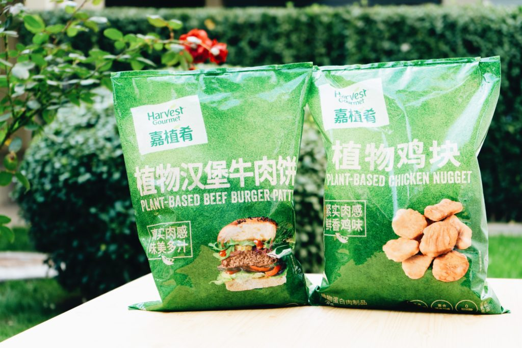 Nestlé's Vegan Range Is Now Available in China