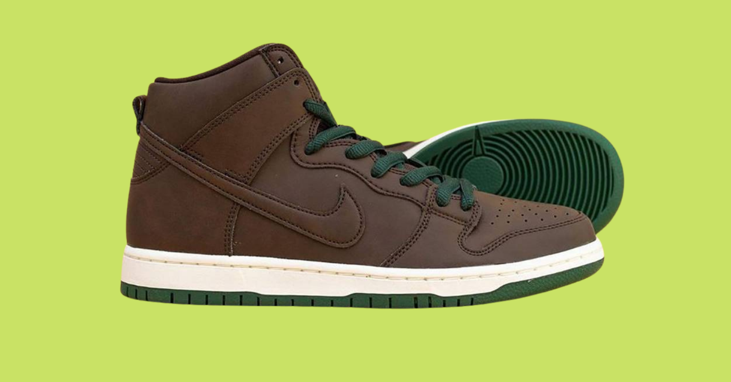 The New Vegan Nike SB Dunks Are Leather-Free