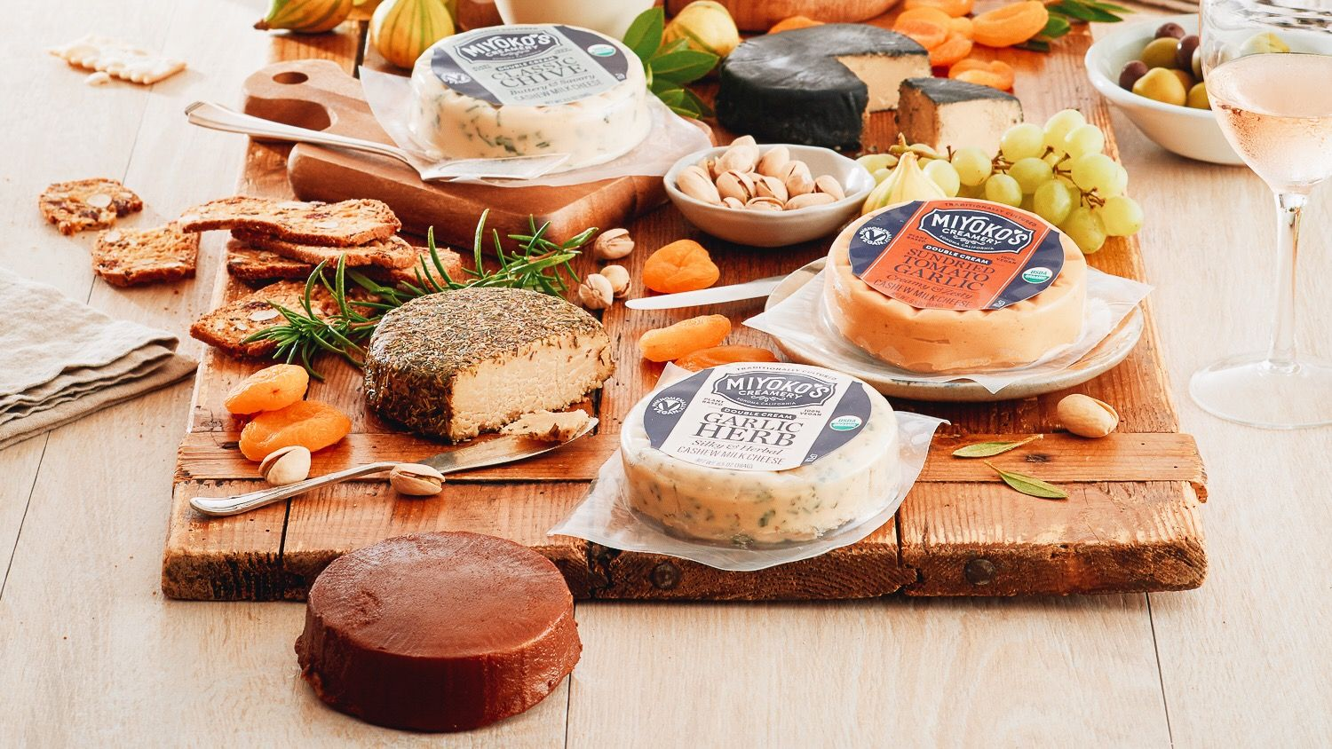 Why Miyoko's Cheese and Butter Are the Future of Dairy