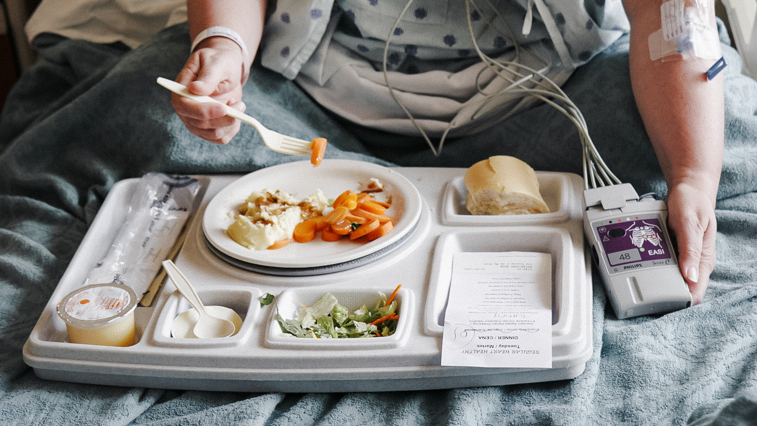 Eating Vegan at the Hospital Is Getting Better—In Oregon, Anyway