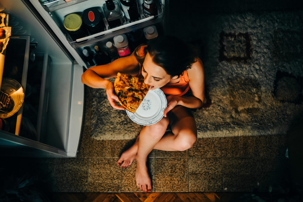 Dairy products can also be addictive.   iStock