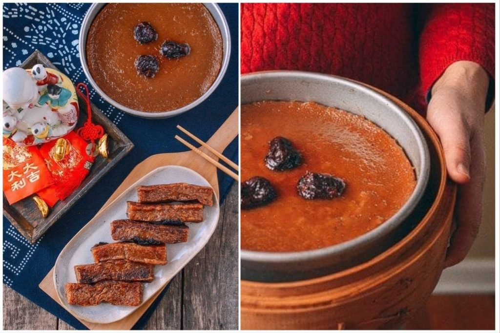 """Nian gao represents hope for """"prosperity and advancement."""""""