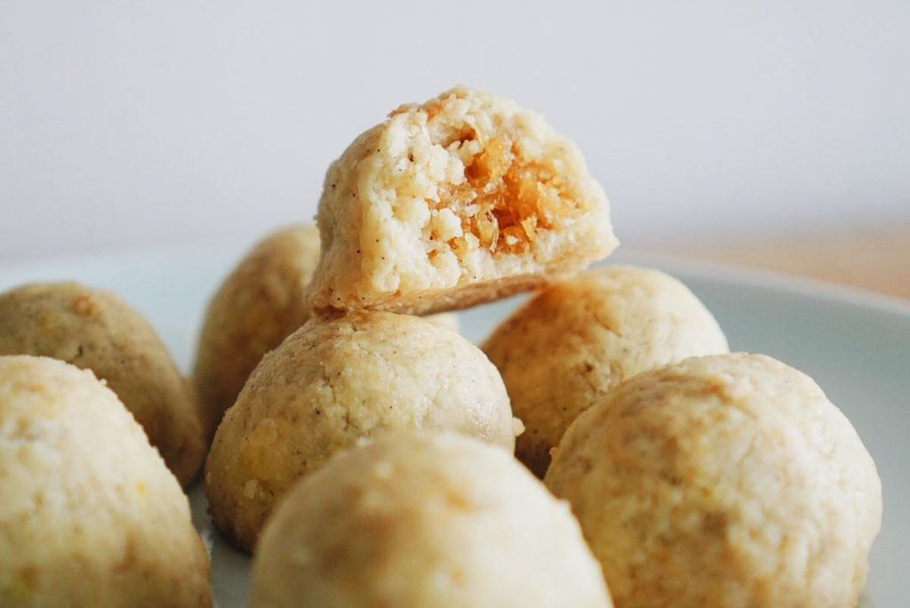 Lunar New Year recipe: Pineapple pastries are a popular Lunar New Year treat in Singapore and Malaysia.