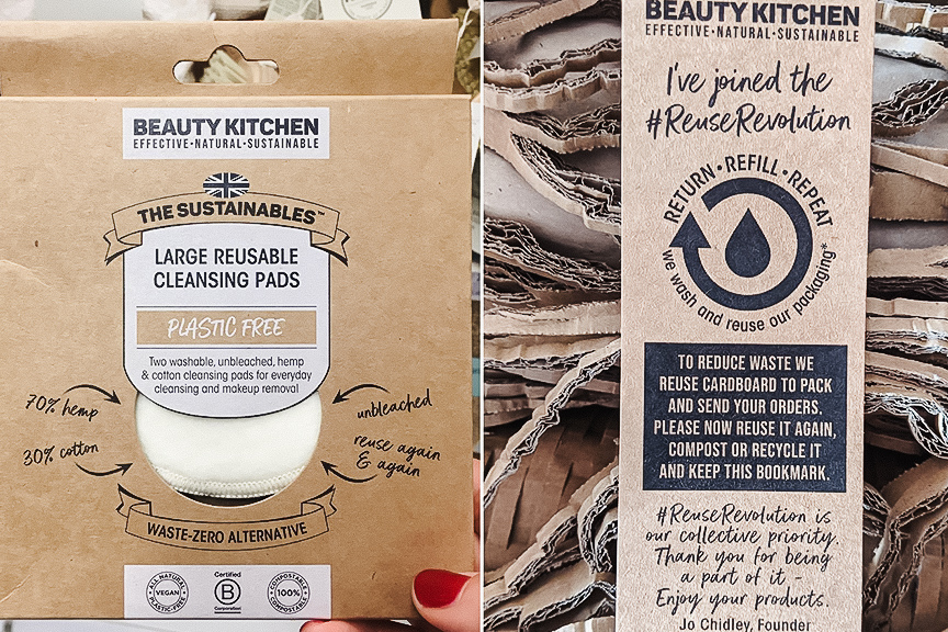 What does greenwashing mean?   @beautykitchen