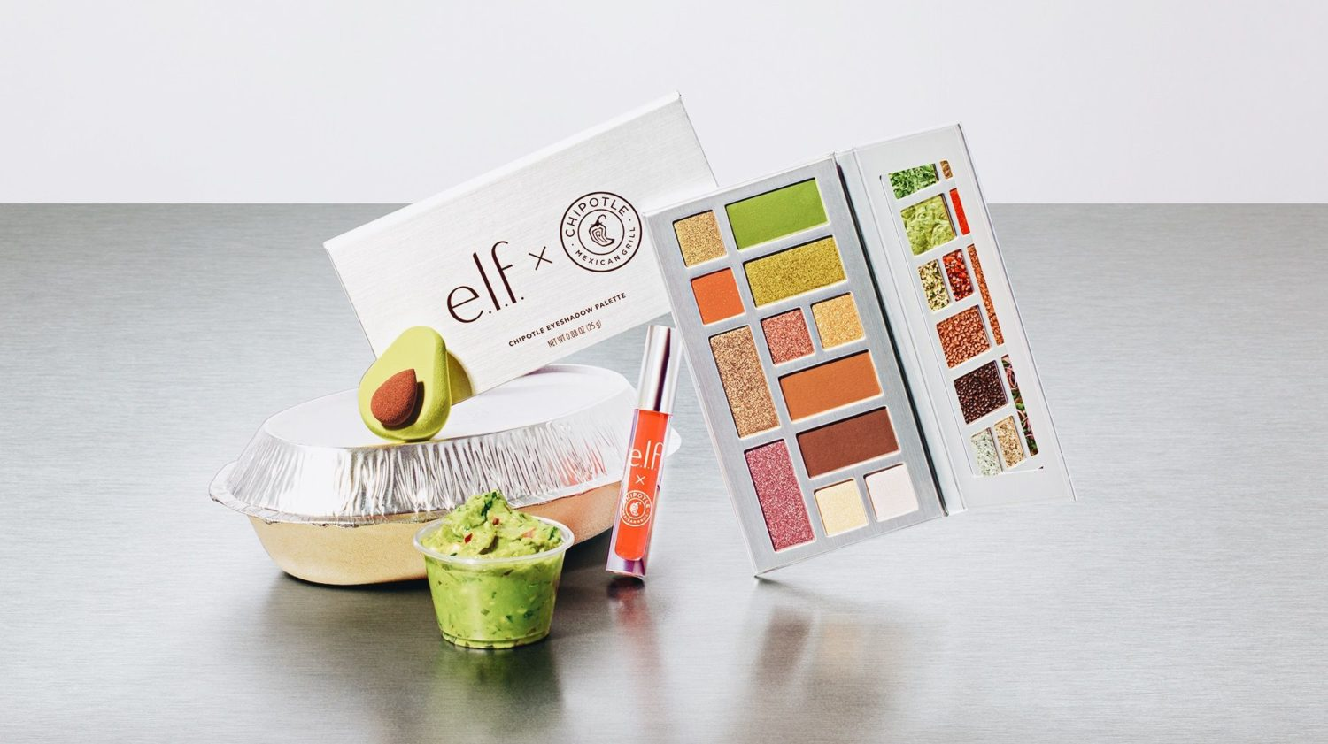 E.L.F. and Chipotle's Makeup Collection Is Vegan and Less than $20