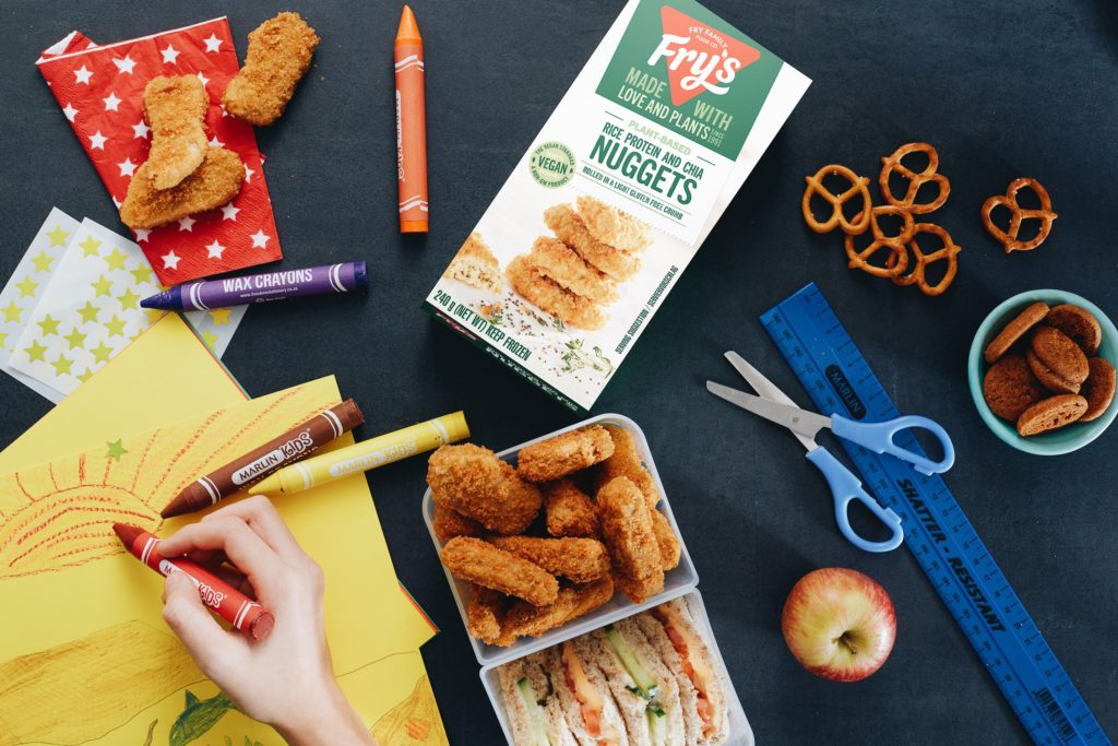 Fry's Family Food just launched in Sprouts supermarket locations nationwide. | Fry's Family Food