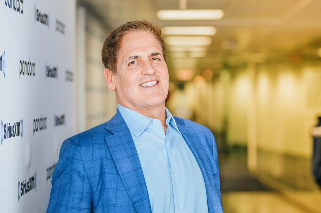 Mark Cuban Can't Stop Investing In Vegan Meat
