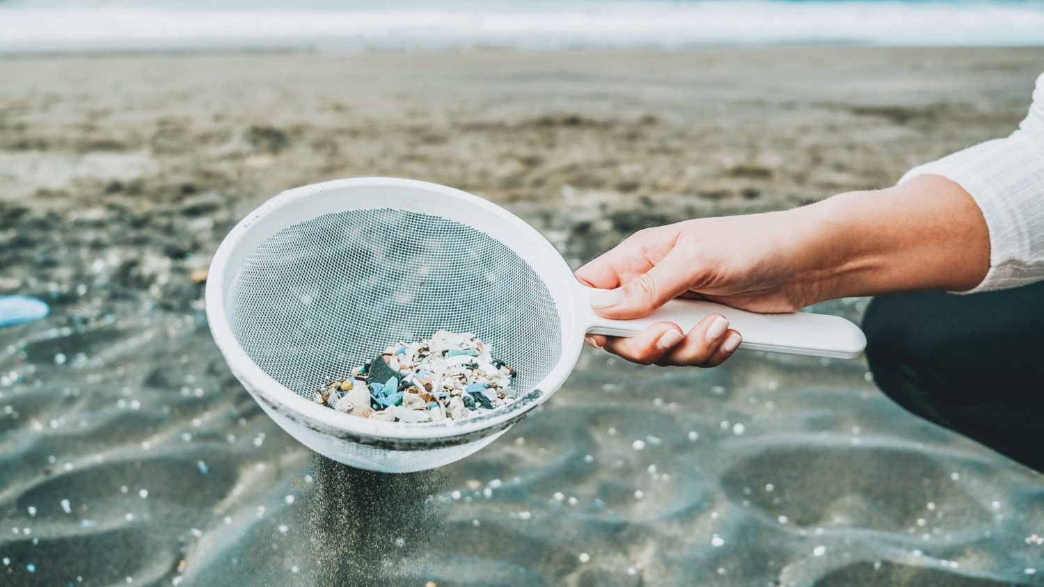 What Are Microplastics and How Did They Get Into Our Food?