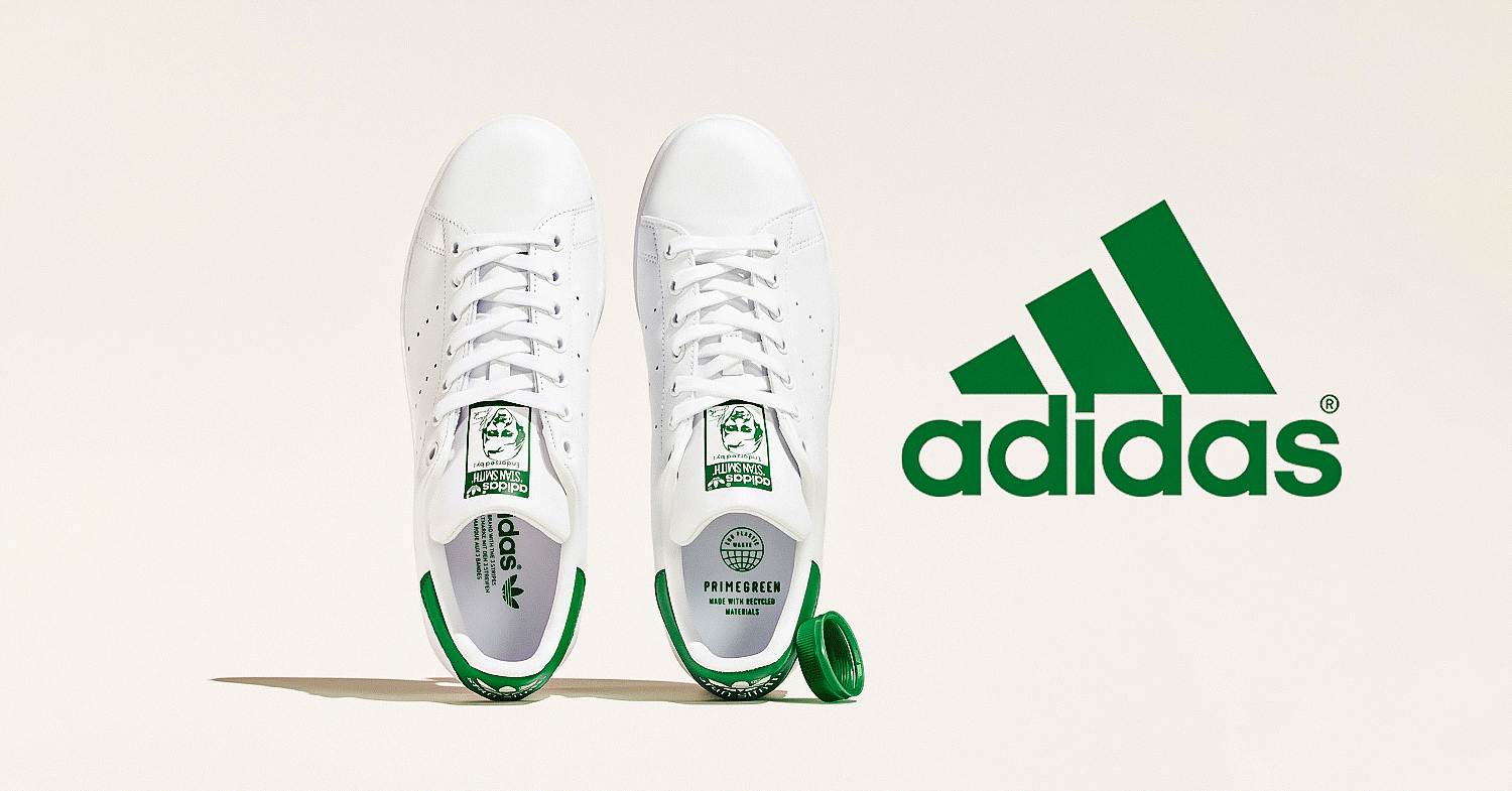 Adidas' Recycling Machine Lets You Buy Stan Smiths With Plastic Bottles