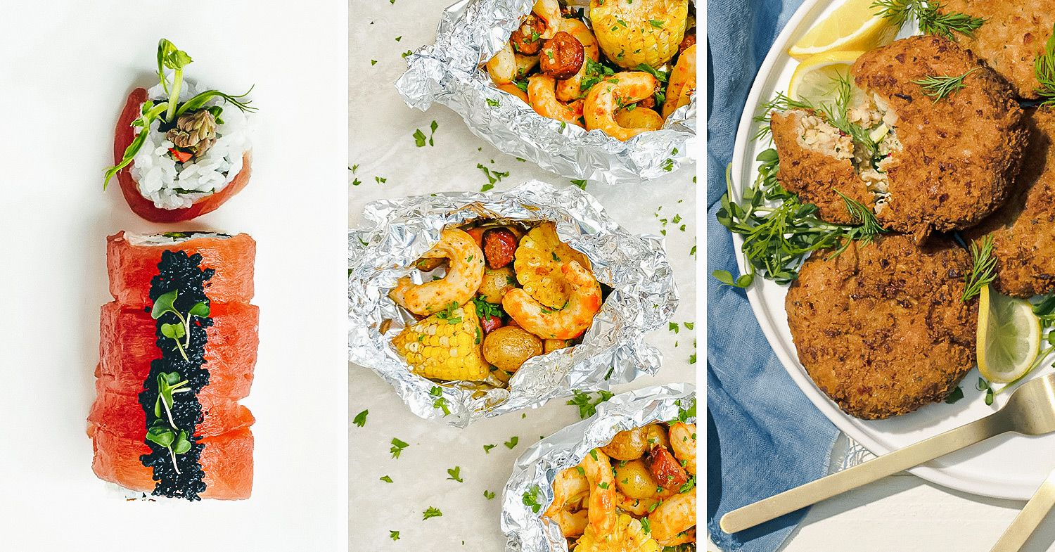 Fish Made from Plants? The Best Vegan Seafood to Try