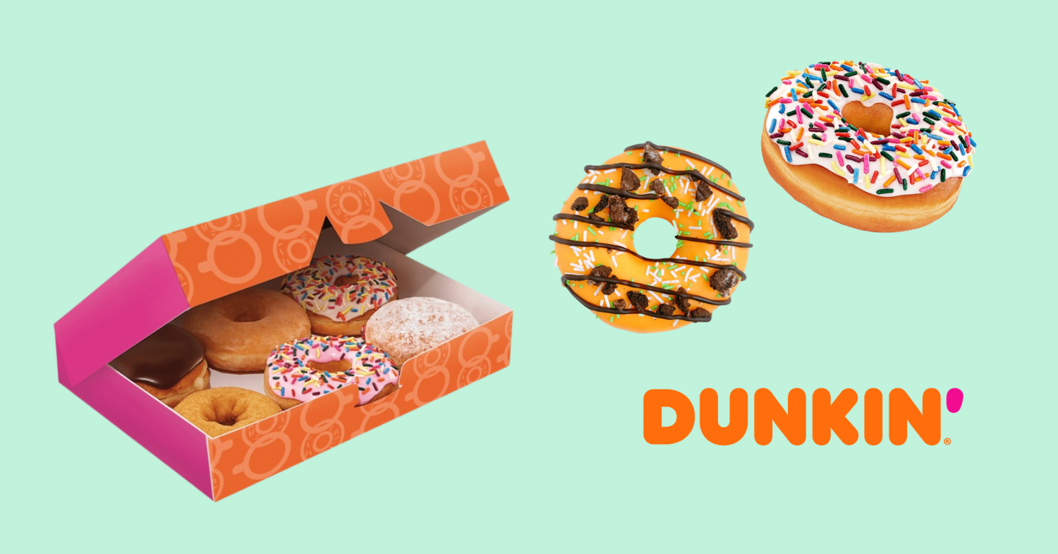 Does Dunkin' Have Vegan Donuts? It Does Now