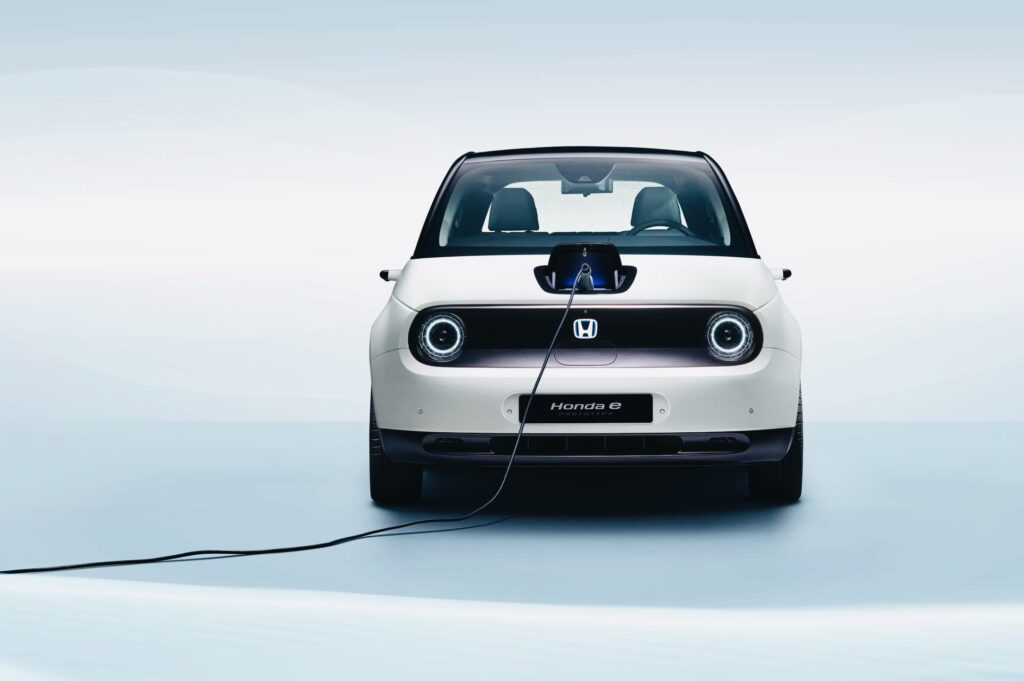Honda Aims for 100% Electric Car Sales and Zero Emissions By 2040