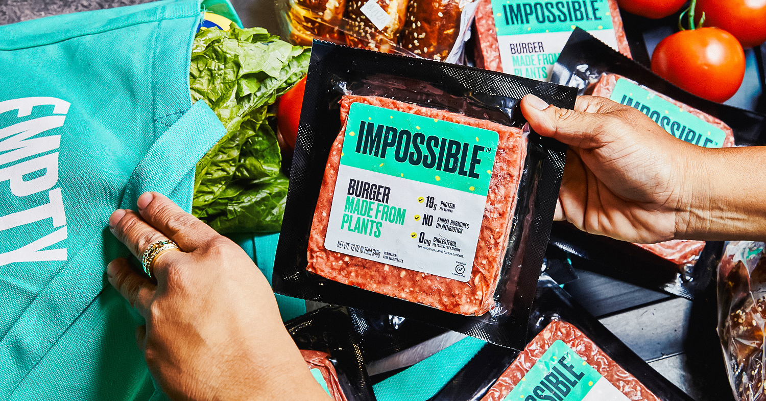 Impossible Foods IPO Could Be Worth $10 Billion