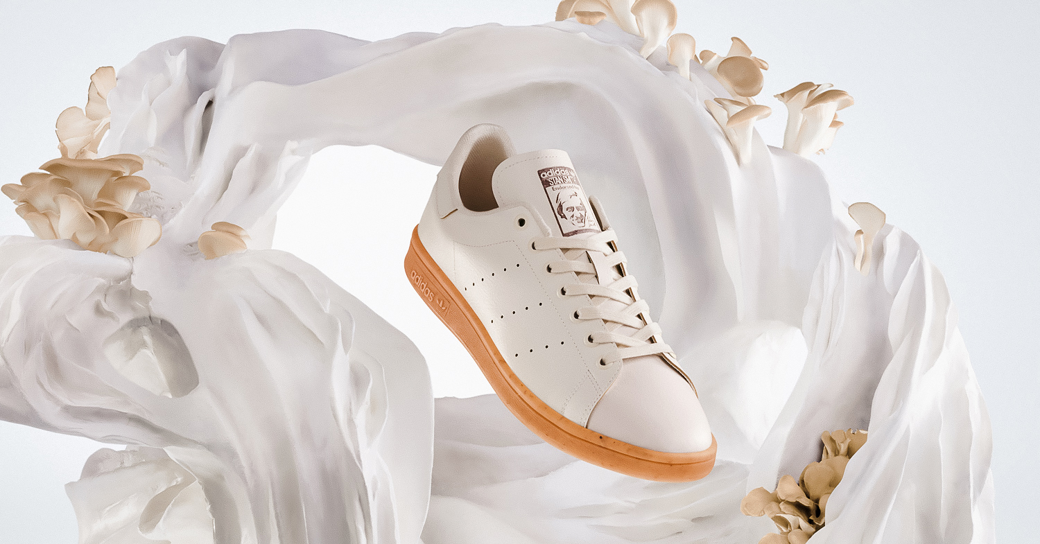 Adidas Stan Smith Mylo: The First-Ever Shoe Made With Mushroom Leather