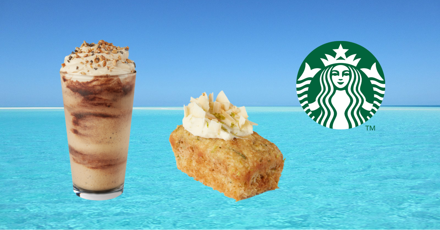 Starbucks New Summer Menu Includes Vegan Cake and a Brownie Frappucino