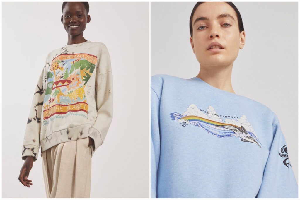 Stella McCartney's 2021 Greenpeace Collection Supports Saving the Amazon