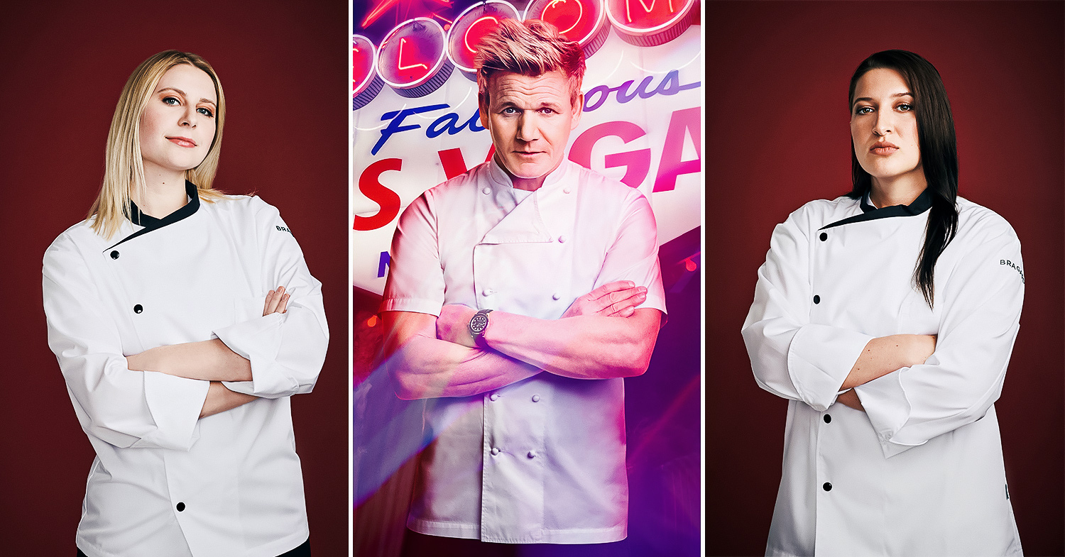Hell's Kitchen Is Featuring Vegan Chefs for the First Time