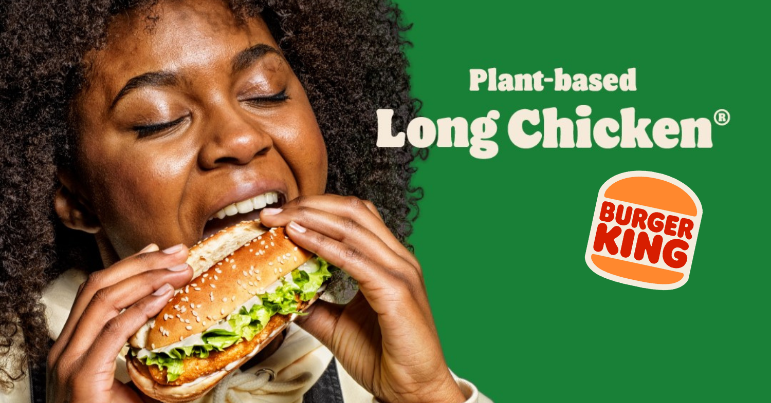 World's First Plant-Based Burger King Restaurant Opens This Summer
