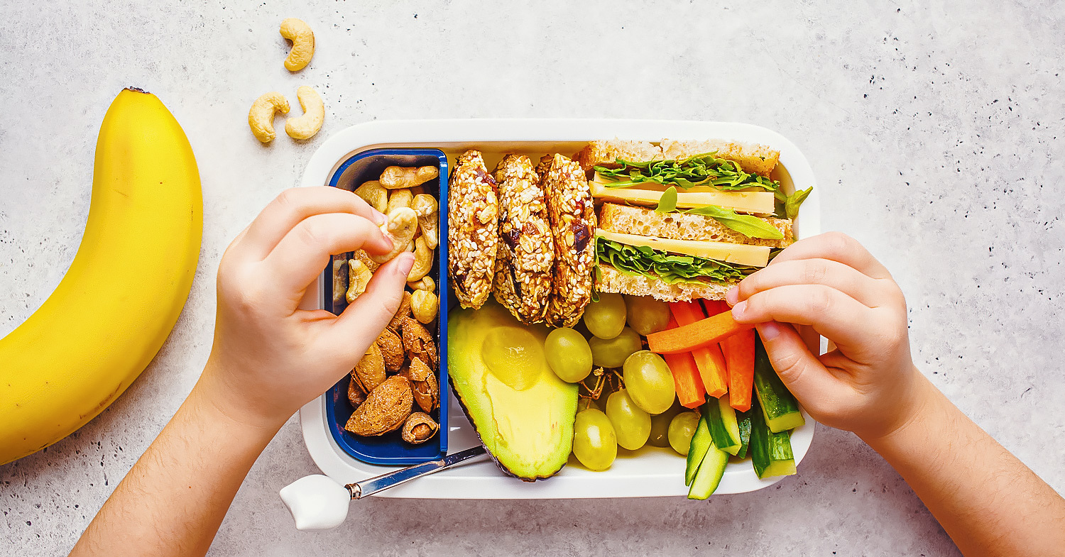 Kids Are Eating More Plant-Based. Here's Why.