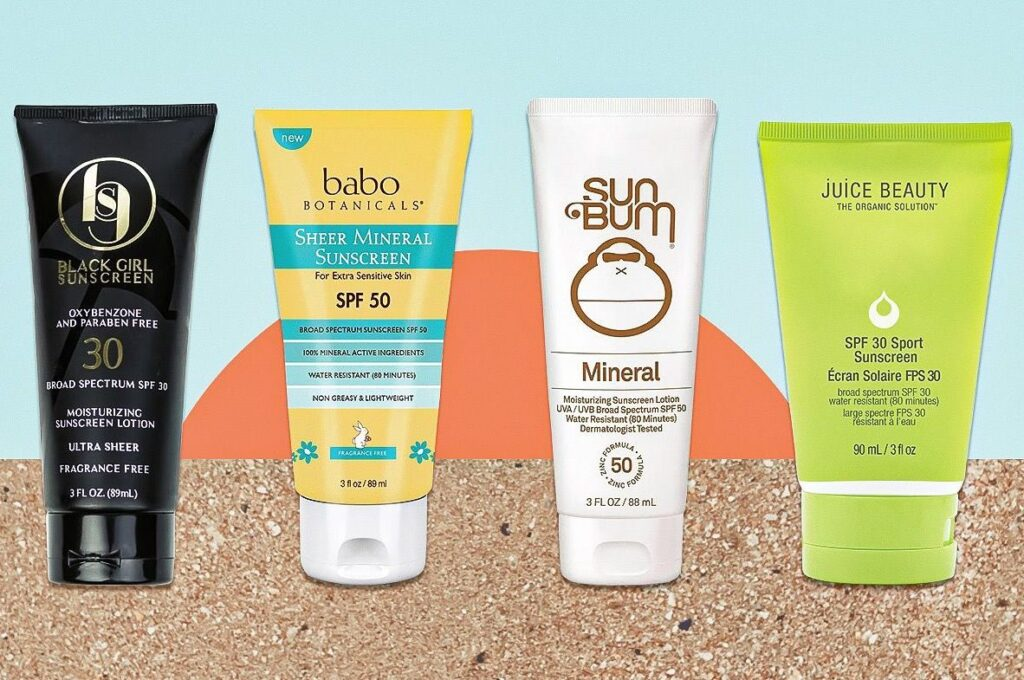 Cruelty-free sunscreens for summer