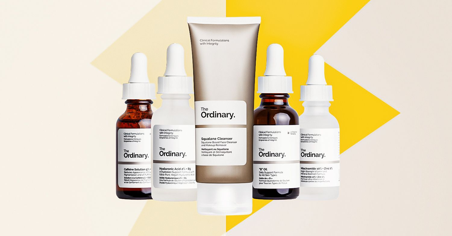 Must-Have Vegan Skincare Products From The Ordinary
