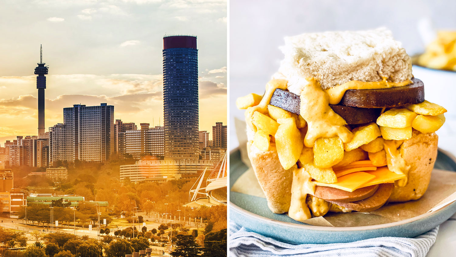 The story behind the classic South African dish, the kota sandwich
