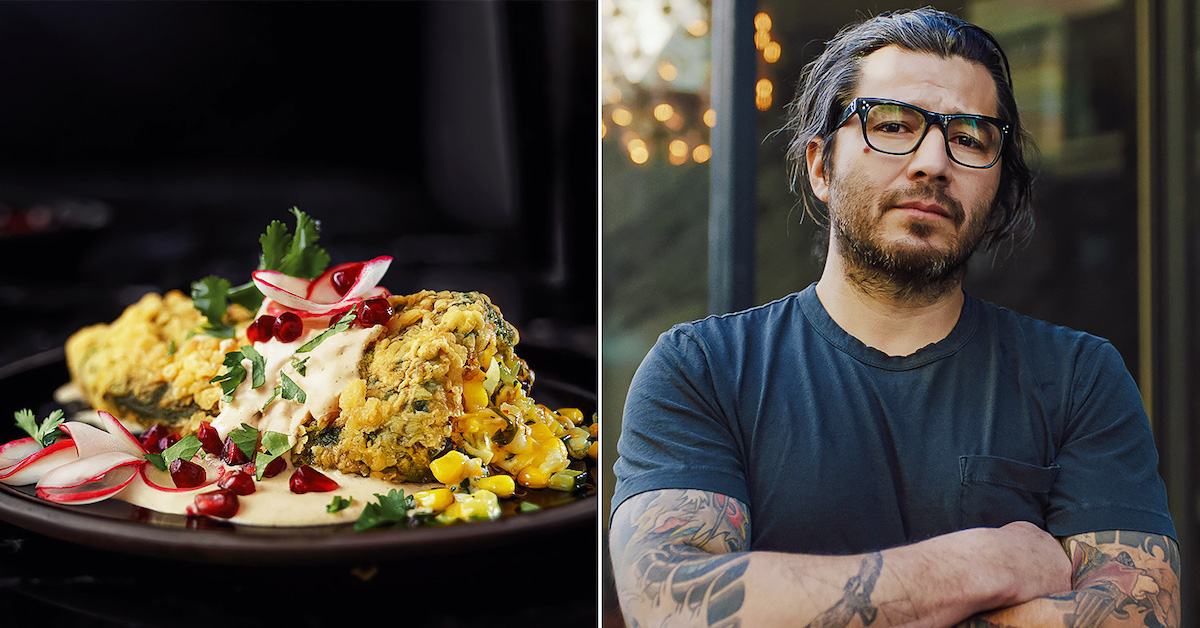 Chef Josef Centeno is switching to plant-based So Delicious cheese at Bar Amá